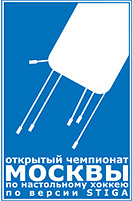 Чемпионат Москвы по настольному хоккею