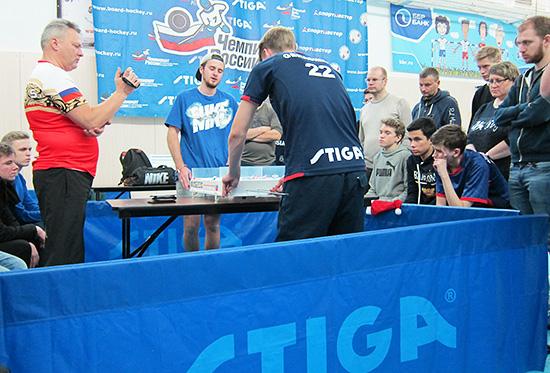 финал Борисов-Герасимов на 2 этапе ОЧР 2017-18